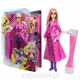 Mattel Barbie Spy Barbie Tajna Agentka DHF17