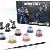 Warhammer 40,000 Intercessors + Paint Set Introductory Hobby Set