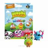 Moshi Monster - 2 figurki Moshlings + karta, saszetka 78000