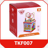 Tooky Toy KOSTKA DO ZABAWY TKF007