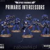 Warhammer 40000 Space Marines Primaris Intercessors