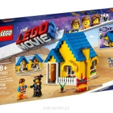 LEGO MOVIE Dom Emmeta/Rakieta ratunkowa 70831